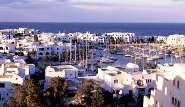 Курортный район Туниса