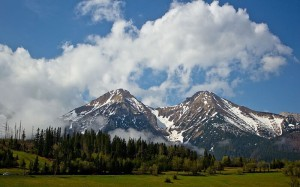 Ждяр, Словакия