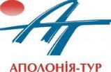 Логотип туроператора Аполлония Тур