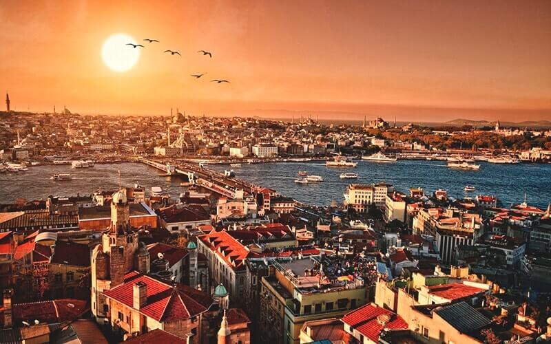 Отдых в Турции на двоих