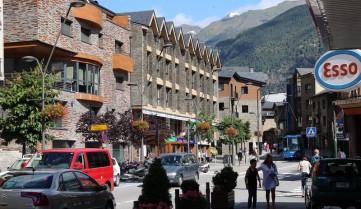 Улицы Андорра-ла-Велья