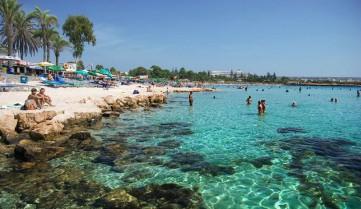 Город Айя Напа, Кипр