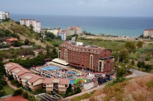 общий вид отеля Club Konakli Hotel
