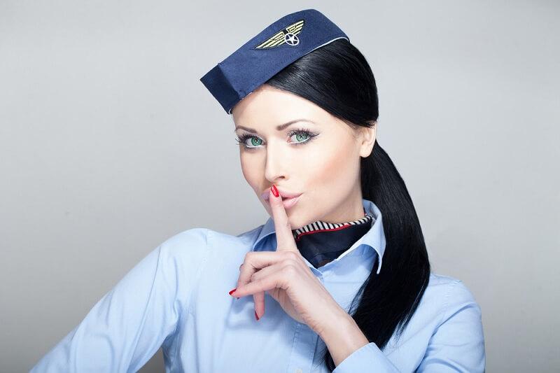 Правила поведения во время авиаперелета