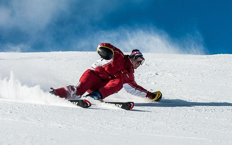 лыжный отдых