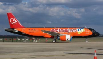 Авіакомпанія «Атласджет Україна» перенесла запуск рейсів