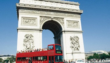 Атобусные туры во Франции