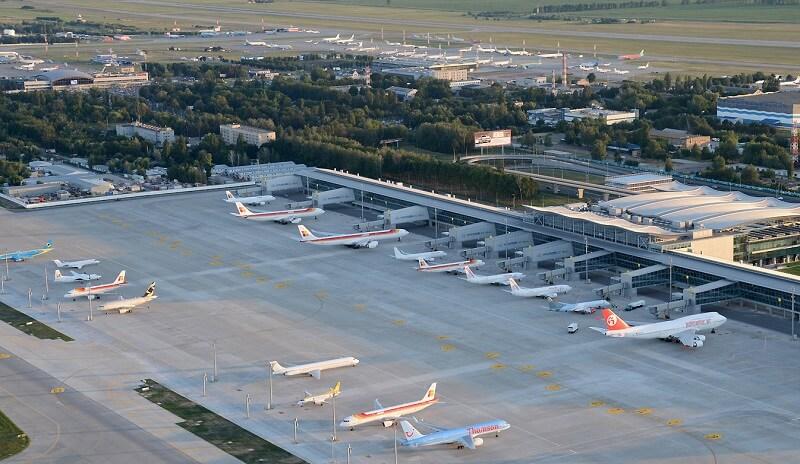 аэропорт Борисполь, Киев