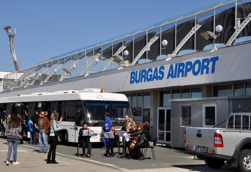 вылеты в Бургас из Днепропетровска