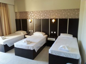 апартаменты в отеле Faliraki Rose Hotel 2*