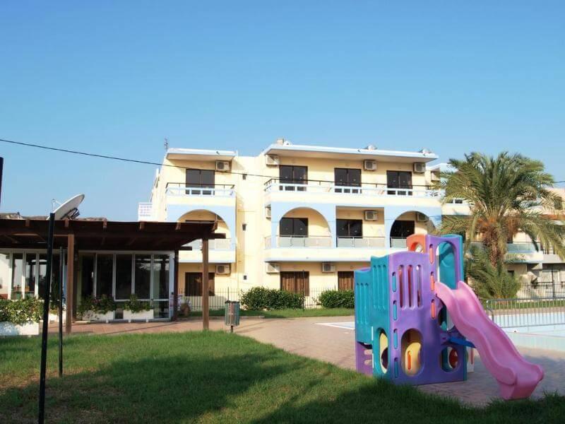 Гарячий тур в готель Faliraki Rose Hotel 2*, о. Родос (Греція)