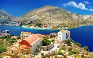 Греция, семейный тур
