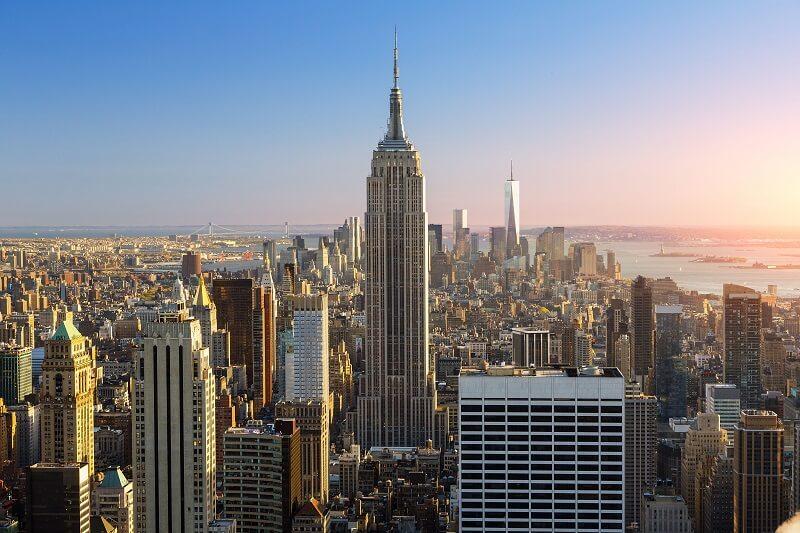 аваибилеты Нью-Йорк