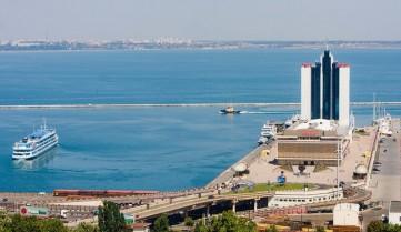 Панорама на гостиницу Odessa