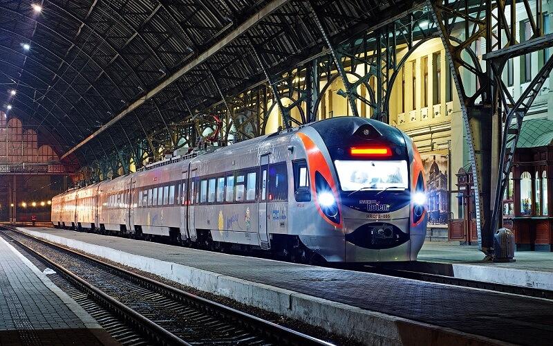 ЖД билеты Львов — Киев