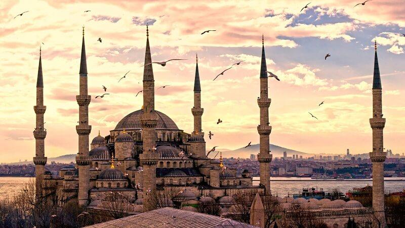 Киев - Стамбул - Киев