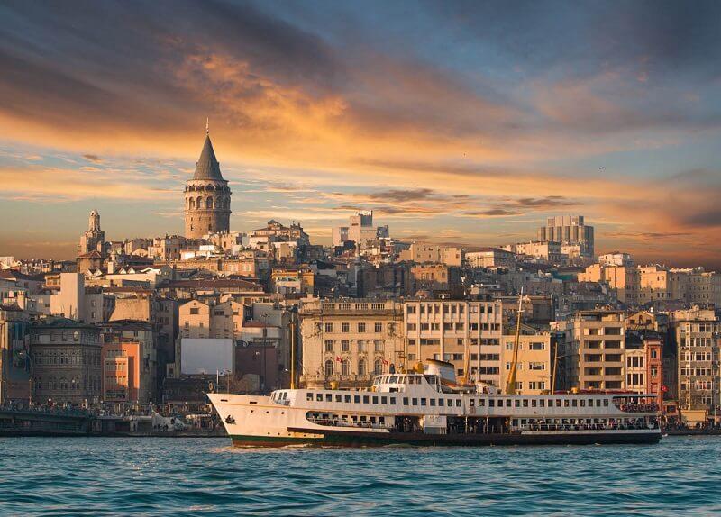 Из Киева в Стамбул недорого!