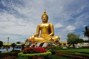 храмы Будды в Таиланде