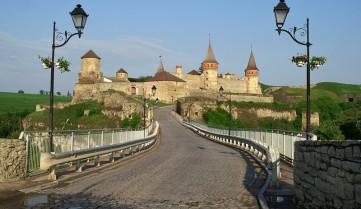 Каменец-Подольский монастырь