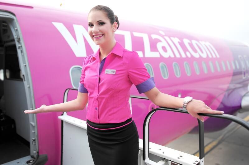 Новые правила обмена билетов Wizz Air