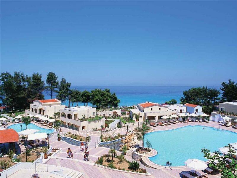 Гарячий тур в готель Aegean Melathron 5*, Халкідікі – Касандра (Греція)
