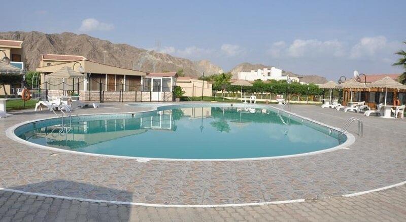 Горящий тур в отель Holiday Beach Motel 3*, Фуджейра (ОАЭ)