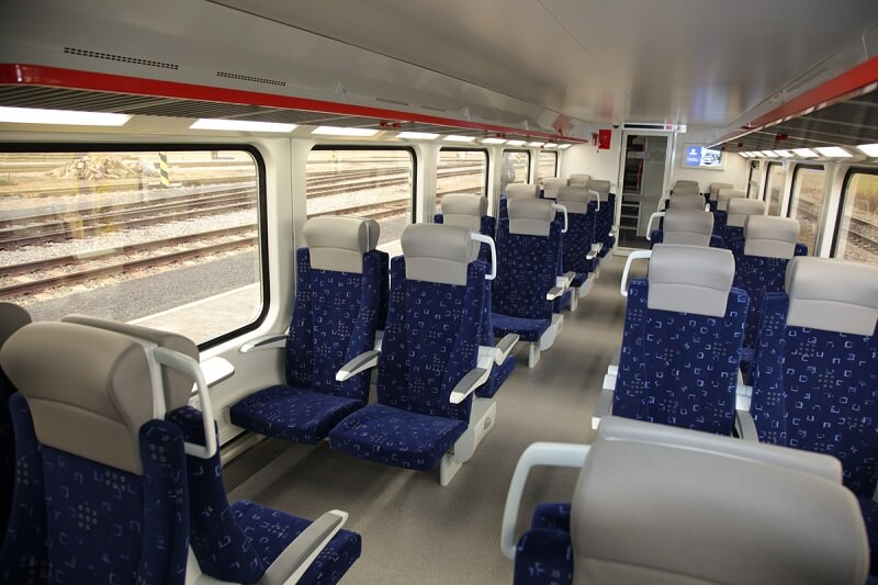 Теперь все поезда Интерсити+ раздают WI-FI!