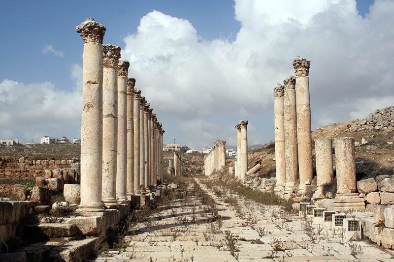 забронировать билеты в Иорданию