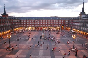 забронировать билет в Мадрид