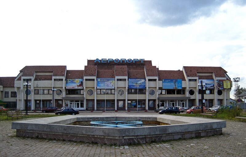аэропорт Ивано-Франковска