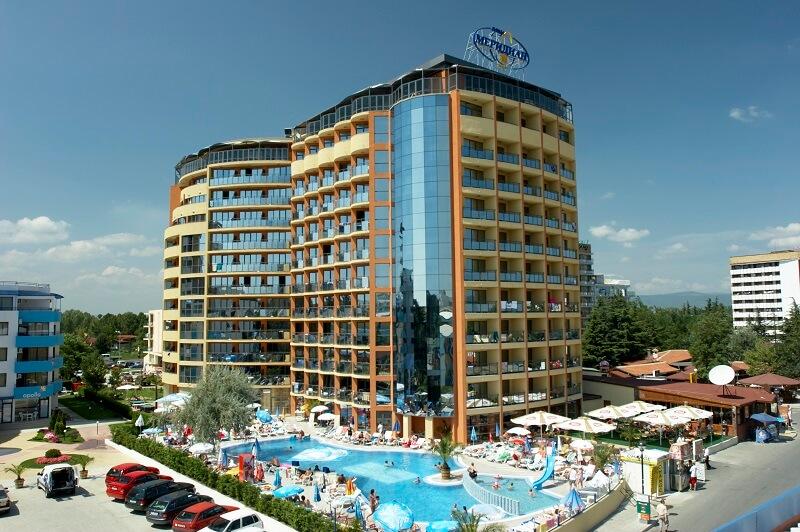 Горящий тур в отель Меридиан 4*, Солнечный Берег (Болгария)
