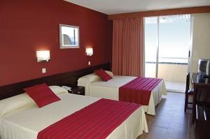 номер в отеле 4R playa park hotel