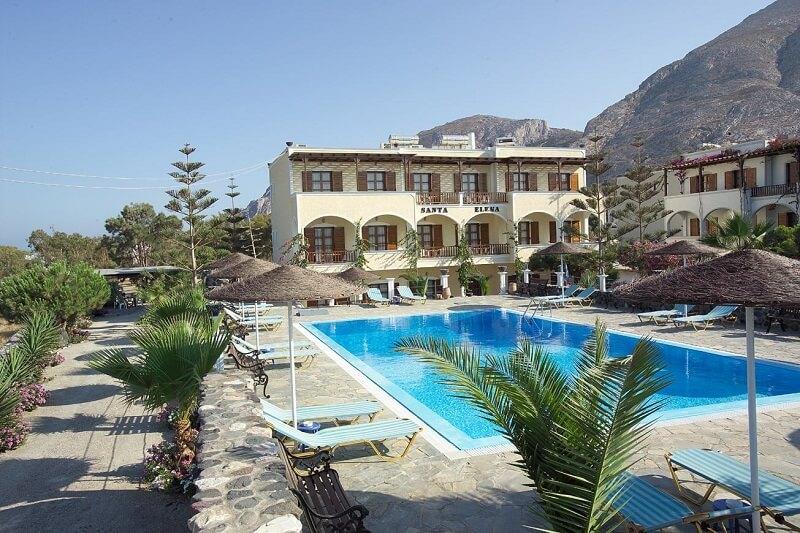 Гарячий тур в готель Santa Helena Hotel 3*, о. Родос (Греція)