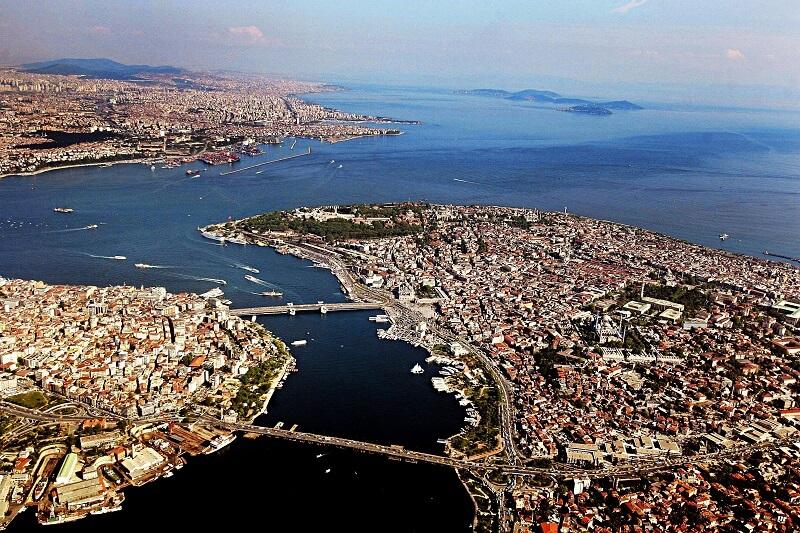 Стамбул - идеальный город для бизнеса