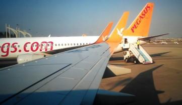 Запуск нового рейса Запорожье — Стамбул от авиакомпании Pegasus