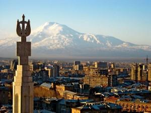 перелеты в Ереван