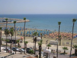 тур в Ларнаку (Кипр) на двоих