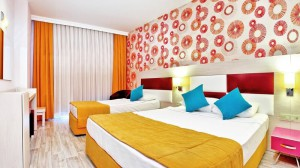 номер в отеле Ramada Resort Side
