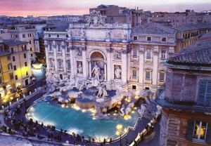 авиапутешествия в Рим