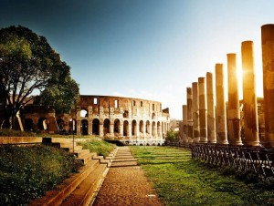 бронируйте авиабилеты в Рим