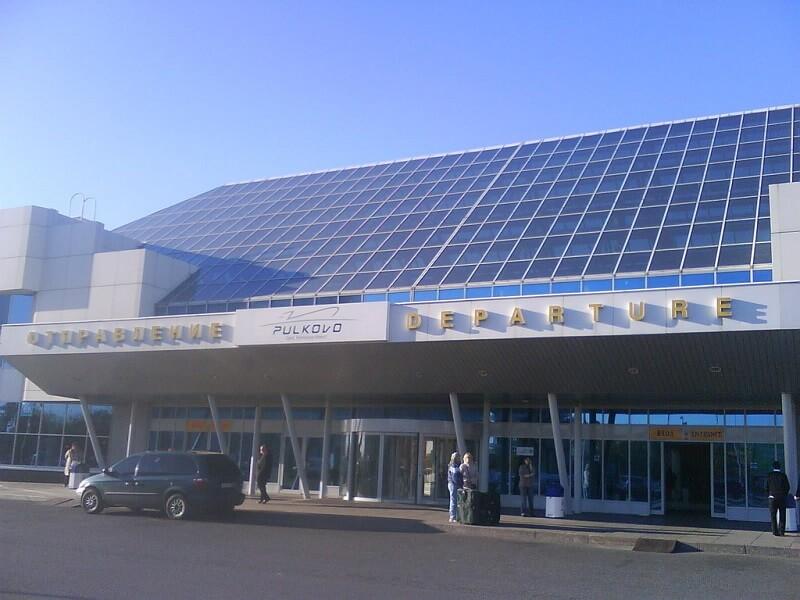 у Санк-Петербург з Чеськими авіалініями