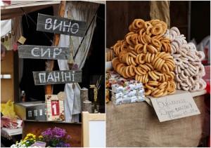 фестиваль вина и сыра во Львове