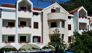 Горящий тур в отель Aquamarin Hotel 4*, Будва, Черногория