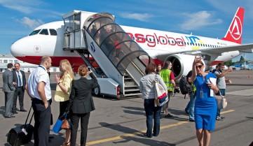 Расписание украинского филиала авиакомпании Atlasjet терпит изменения