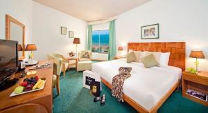 номер в отеле Beach Hotel by Bin Majid