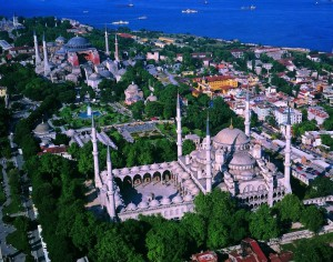 центр Стамбула