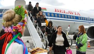 Дополнительный рейс Минск – Киев от Белавиа
