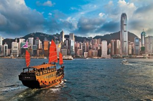 авиабилеты в Гонконг от Люфтганза