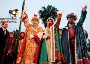 праздник Трех Королей, Куба