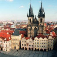 Киев — Прага